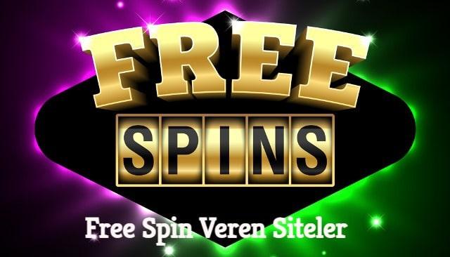 Free SpinVeren Siteler